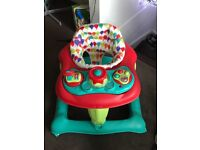 Mamas & Papas Baby Walker _ suitable from 6 months. just like new