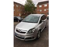 Vauxhall Zafira AUTOMATIC (1.9 Diesel) CDT1, 7 Seater