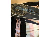Racquet qiangelli good condition