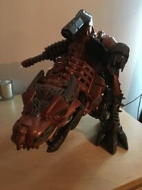 Transformers giant grimlock stomp & chomp