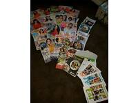Weight watchers magazines/books