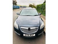 Vauxhall Insignia 2.0 CDTi 16v SRi 5dr #AC#FULL #CLIMATE#CRUISE# DIESEL# LOW MILAGE #LOW PRICE