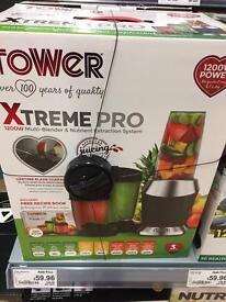 New blender mixer food processor