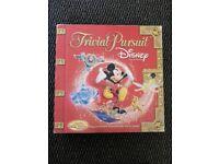 Trivial pursuit Disney board