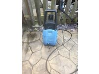 Nilfisk jet wash power washer