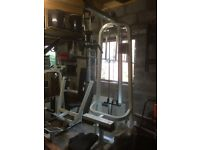 POLARIS DELTA DE 105 LAT PULLDOWN MACHINE
