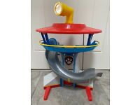 Paw Patrol HQ Lookout Playset VGC