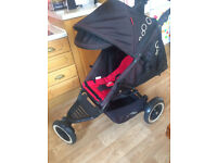 phil&teds pushchair
