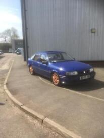 Vauxhall cavalier 1.6 8v 1995 12 months mot