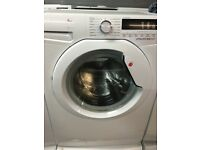 White Hoover dynamicnext washing machine 8kg 1500 spin