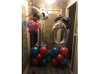 Helium balloons for all parties 🎈