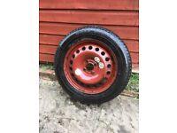 Michelin Spare Wheel S175/70 R16 102M