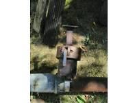 Log burner chimney