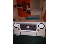 Great Bed For a Boy - Jeep