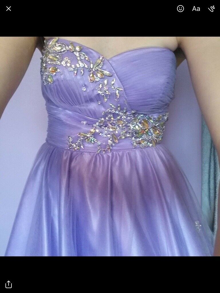 Prom/evening/bridesmaid dress | in Wakefield, West Yorkshire | Gumtree