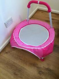 Baby trampoline great condition