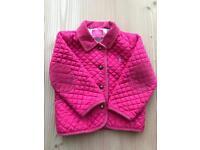 Joules girls coat/jacket 2-3 year