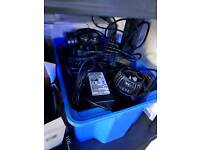 Jecod jebao rw15 wp40 wavemakers for marine aquarium