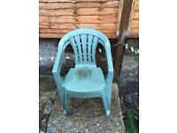 Garden chairs FREE
