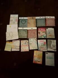 Card making craft