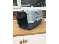 Pet crate and carrier