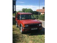 2001 Land Rover discovery td5 es