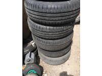 196,60,16c tyres x5