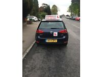 DVSA Approved Driving intructor/Lessons in SE London