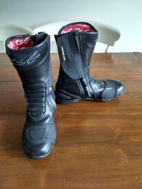 RST Raptor 2 Waterproof Ladies Boots - Black (Size 5.5/39) RRP£79.99
