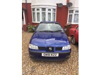 SEAT IBIZA 1.6 Sport - 2001 – Very Low Mileage for Age – MOT March 2018