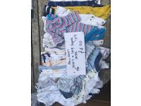 Tiny and newborn baby clothes