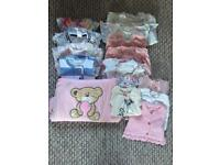 Baby Girl clothes 0-3 new