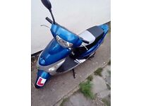 Pusle scout 50cc (sale or swap)