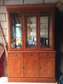 Large Display Cabinet