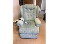 Sherborne Lynton Small Single Motor armchair
