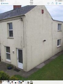 GLENGORMLEY.....HHIGHTOWN ROAD....semi detached house for sale.