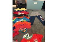 Big boys clothes bundle 4-5 years