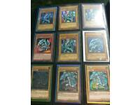 Massive Yu gi oh card collection Inc many rares