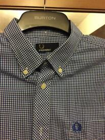 Men's medium Fred Perry shirt