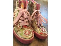 Lelli Kelli High tops inf size 13