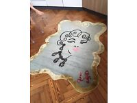 RUG GLAMOUR GIRL LuLu Guinness (Rug Company) 2msq