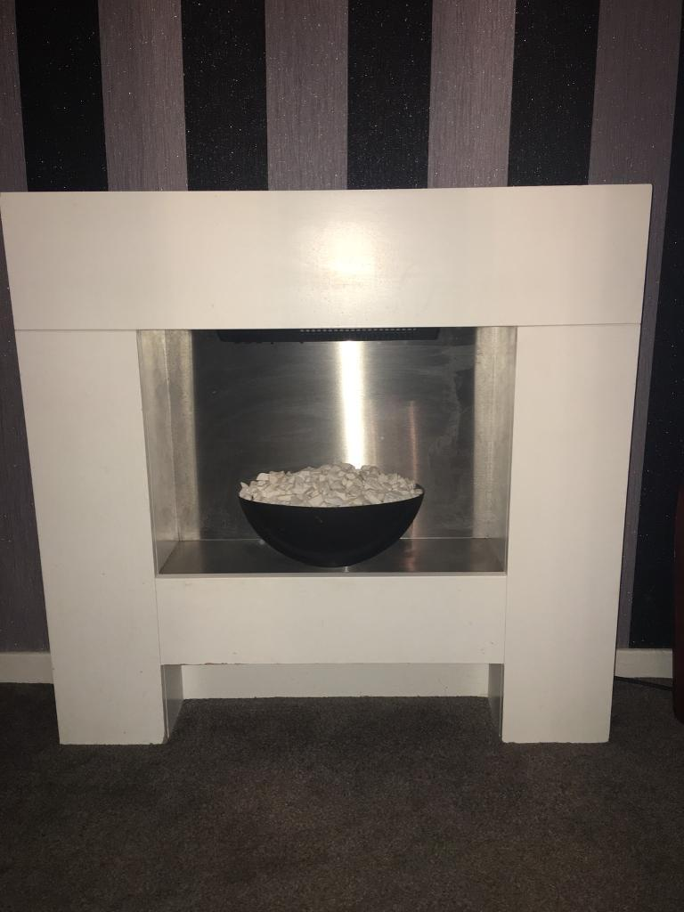 electric fireplace in uddingston glasgow gumtree