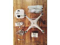 DJI Phantom 4   Gimbal Stabilized 4K 12MP Camera   Quadcopter