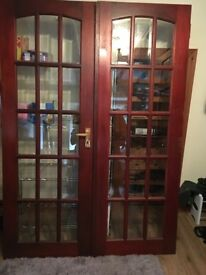 Selection of internal doors