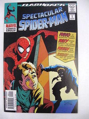 bb SPECTACULAR SPIDER-MAN v1 #95-125+ LOT (27 books) Black Costume, Black Cat - Black Cat Spiderman Costume