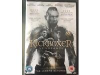 Kickboxer Vengence DVD - Brand New