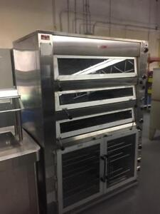 BRUTE electric pizza ovens