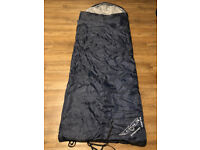 Blue Lightweight sleeping bag - Barely used