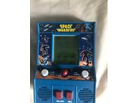 Hand held console