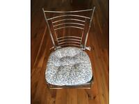 Lovely Set of 4 Seat Cushions